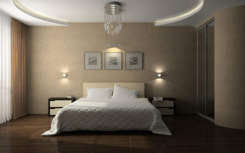 interior-of-the-stylish-bedroom